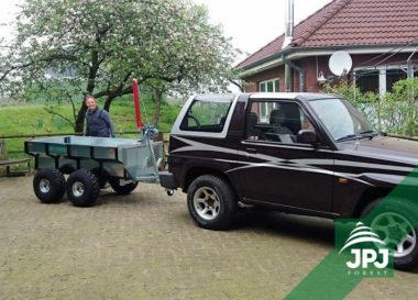 ATV Anhänger Profi Arbeiter und SUV